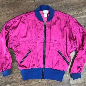 Vintage HoT Pink Adidas